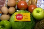 овощи и фрукты в diksi