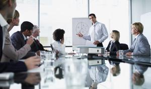 организация презентации