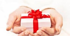 акция подарок за покупку