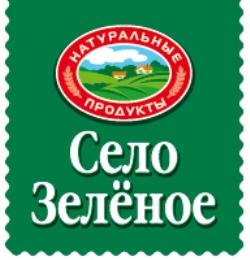 Логотип компании Село Зелёное