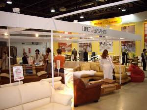 выставка диванов