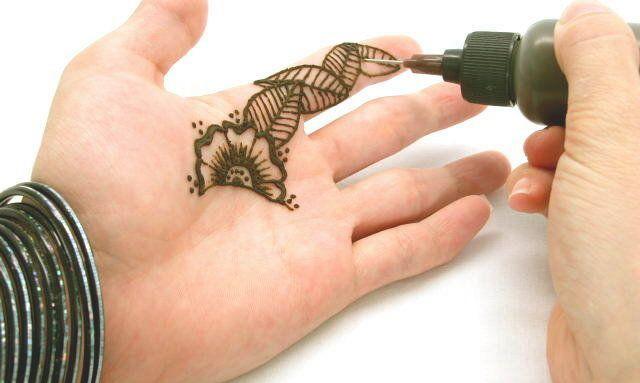 временная татуировка для покупателя