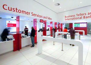 Проверка уровня обслуживания в банке