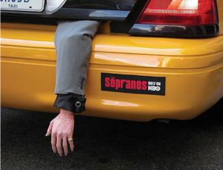 Креативная реклама на авто
