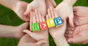 Благотворительная помощь