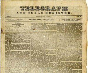 Первые газеты